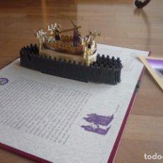 Libros: EL NAZARENO,SEMANA SANTA DE LEÓN,DESPLEGABLE(POP UP).NUEVO.. Lote 134183131