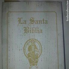 Libros: SANTA BIBLIA EDICIONES RUEDA A ESTRENAR. Lote 88875719