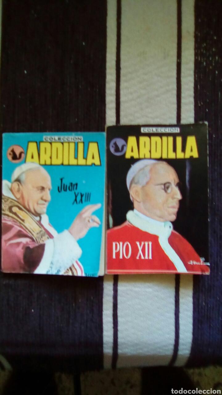 LIBROS DE BOLSILLO JUAN XXIII Y PIO XII (Libros Nuevos - Humanidades - Religión)