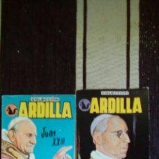 Libros: LIBROS DE BOLSILLO JUAN XXIII Y PIO XII. Lote 88946199