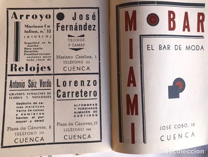 Libros: Semana Santa Cuenca 1941 programa - Foto 3 - 89600428
