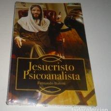 Libros: JESUCRISTO PSICOANALISTA. Lote 97001327