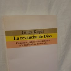Libros: LA REVANCHA DE DIOS . Lote 97696666