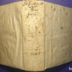 Libros: LIBRO DE PERGAMINO 1582. Lote 103407995