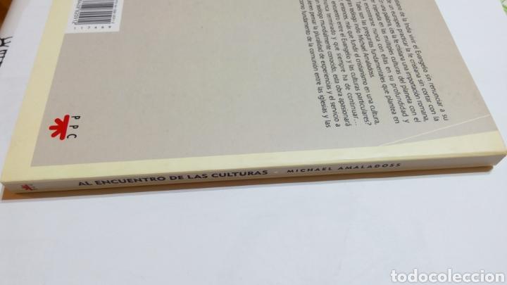 Libros: Libro Al encuentro de las culturas. Michael Amaladoss. PPC. 2008 - Foto 4 - 105216967