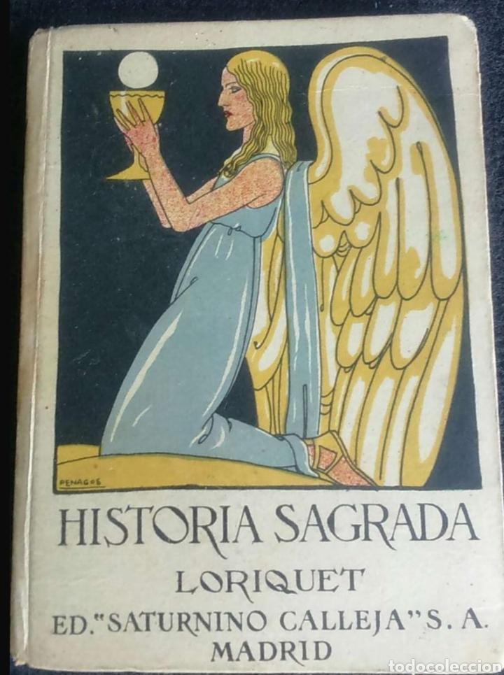 HISTORIA SAGRADA (Libros Nuevos - Humanidades - Religión)
