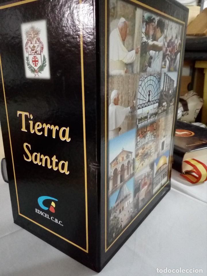 TIERRA SANTA (Libros Nuevos - Humanidades - Religión)