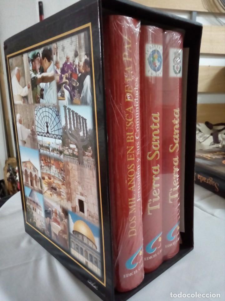 Libros: TIERRA SANTA - Foto 2 - 111626911