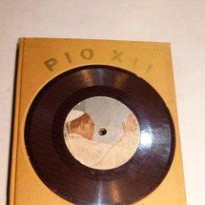 Libros: SOBRE PIO XII DE LA ED. EGO SUM, MADRID 1950.. Lote 111824503