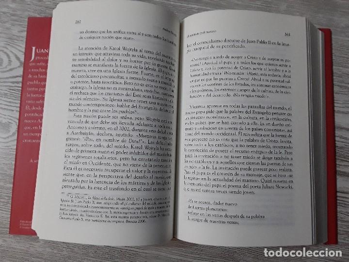 Libros: JUAN PABLO II. LA BIOGRAFÍA. ANDREA RICCARDI. EDITORIAL SAN PABLO. 2011. 646 PÁG. - Foto 2 - 112367635