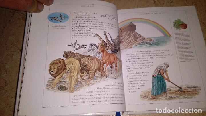 Libros: La biblia ilustrada para niños , todo libro - Foto 2 - 113667467