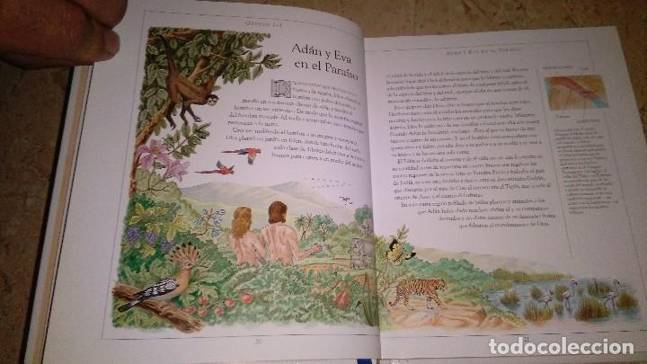Libros: La biblia ilustrada para niños , todo libro - Foto 3 - 113667467