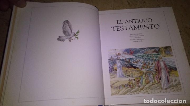 Libros: La biblia ilustrada para niños , todo libro - Foto 5 - 113667467