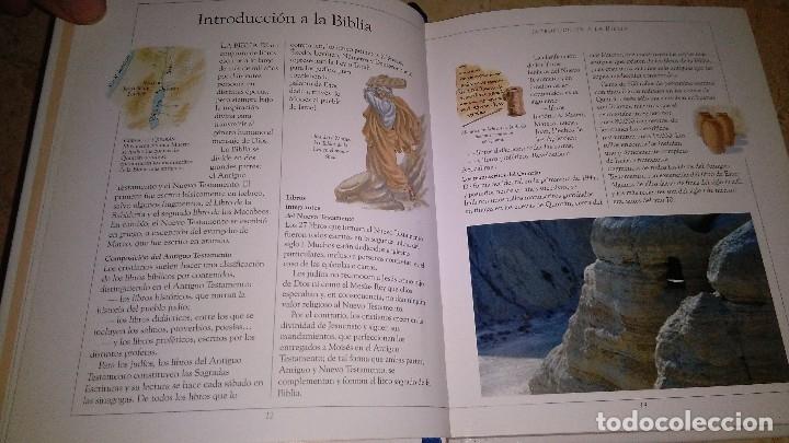 Libros: La biblia ilustrada para niños , todo libro - Foto 6 - 113667467