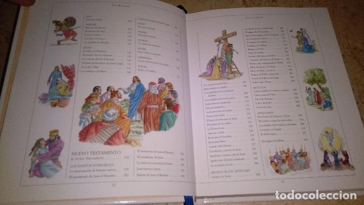 Libros: La biblia ilustrada para niños , todo libro - Foto 7 - 113667467