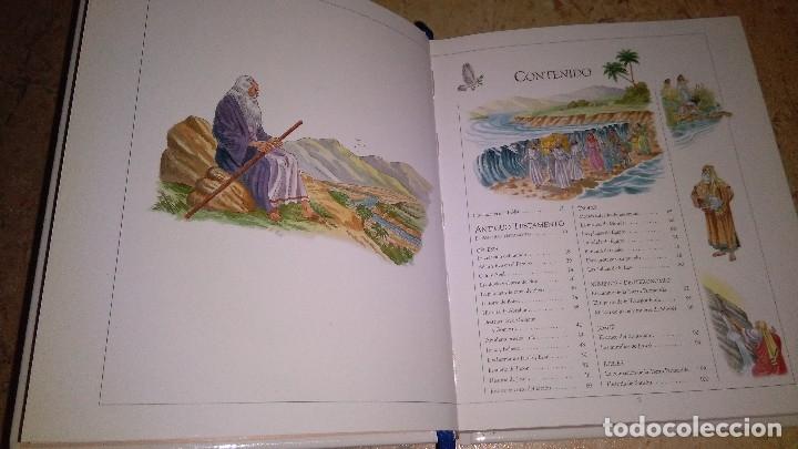 Libros: La biblia ilustrada para niños , todo libro - Foto 8 - 113667467