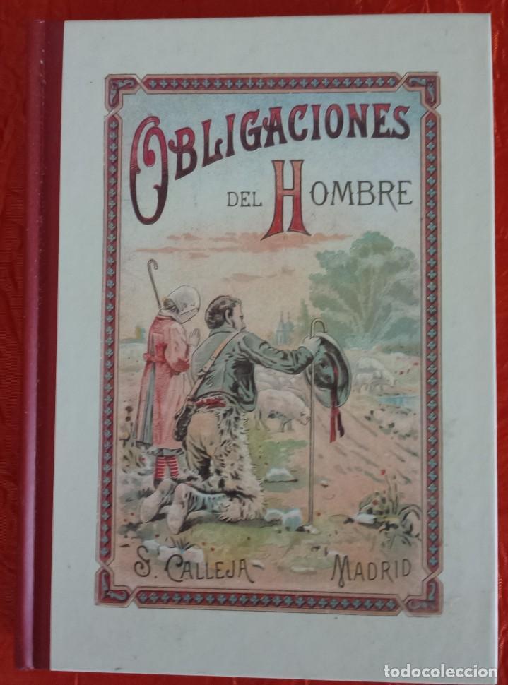 OBLIGACIONES DEL HOMBRE Y EL AMIGO DE LOS NIÑOS (LIBRO NUEVO) (Libros Nuevos - Humanidades - Religión)