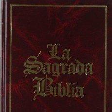 Libros: LA SAGRADA BIBLIA. Lote 114533139