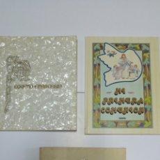 Libros: LOTE 3 LIBROS RELACIONADOS CON LA COMUNIÓN. RESTO DE ALMACEN AÑOS 80. Lote 114886520
