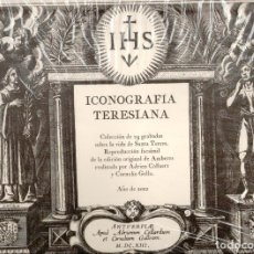 Libros: ICONOGRAFÍA TERESIANA. NUEVO. NO SE ADMITEN OFERTAS.. Lote 118764116