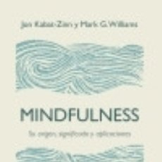 Libros: MINDFULNESS. Lote 87470603