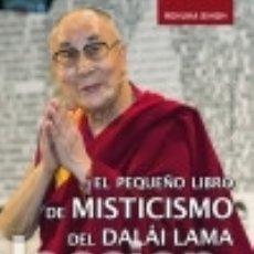 Libros: EL LIBRO DE MISTICISMO DEL DALÁI LAMA. Lote 115701224