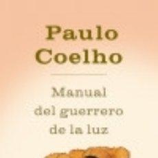 Libros: MANUAL DEL GUERRERO DE LA LUZ PLANETA. Lote 70982905