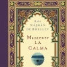 Libros: MANTENER LA CALMA EDICIONES OBELISCO, S.L.. Lote 70943058