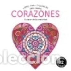 Libros: CORAZONES (COMPACTOS) EDITORIAL ALMA. Lote 70958898