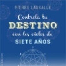 Libros: CONTROLA TU DESTINO EDICIONES OBELISCO S.L.. Lote 70692202