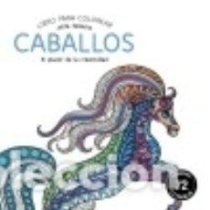 Libros: CABALLOS (COMPACTOS) EDITORIAL ALMA. Lote 70958890
