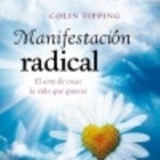 Libros: MANIFESTACIÓN RADICAL EDICIONES OBELISCO S.L.. Lote 70951142