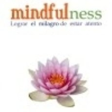 Libros: MINDFULNESS. Lote 67818962