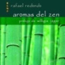 Libros: AROMAS DEL ZEN EDITORIAL DESCLÉE DE BROUWER, S.A.. Lote 70857199