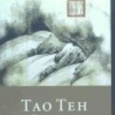 Libros: TAO TEH CHING. Lote 71000605