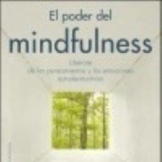 Libros: EL PODER DEL MINDFULNESS. Lote 70818737