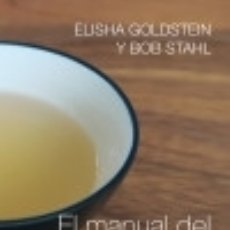 Libros: EL MANUAL DEL MINDFULNESS. Lote 67814203