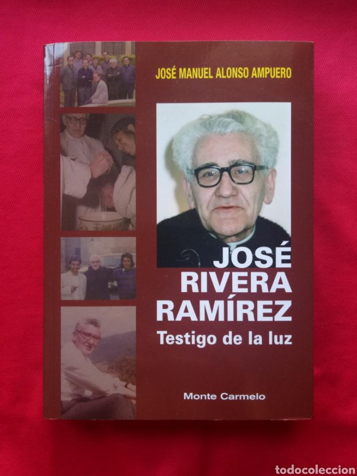 LOTE 3 LIBROS NUEVOS JOSÉ RIVERA RAMÍREZ, PASIÓN POR LA SANTIDAD, 2016 NUEVO (Libros Nuevos - Humanidades - Religión)