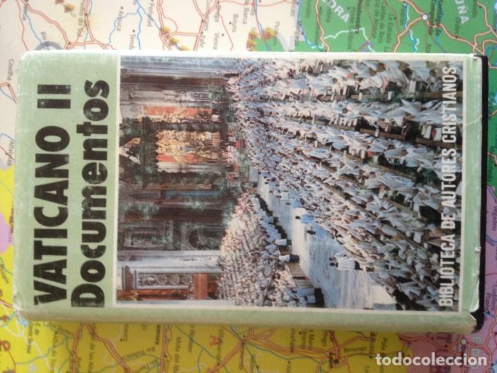 VATICANO II DOCUMENTOS (Libros Nuevos - Humanidades - Religión)