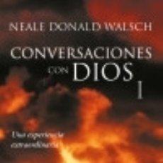 Libros: CONVERSACIONES CON DIOS I. Lote 131428677