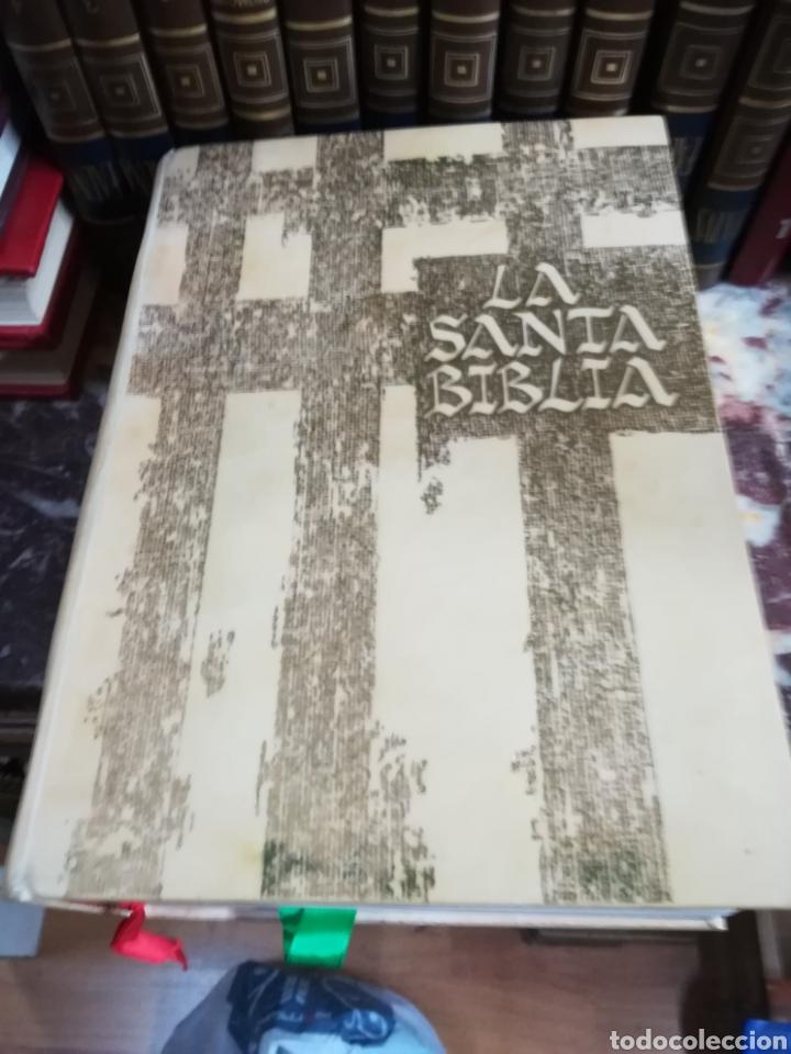 Libros: La Santa biblia - Foto 2 - 132460697
