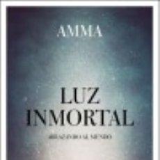Libros: LUZ INMORTAL. Lote 133079619