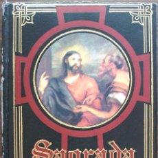Libros: SAGRADA BIBLIA. EDITORES S.A. 3ª EDICION, 1986. Lote 135557906