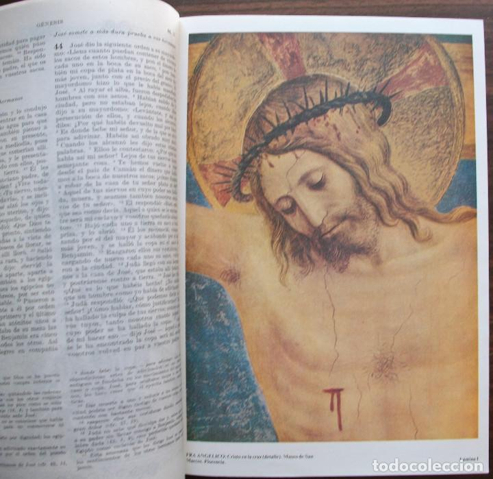 Libros: SAGRADA BIBLIA. EDITORES S.A. 3ª EDICION, 1986 - Foto 5 - 135557906