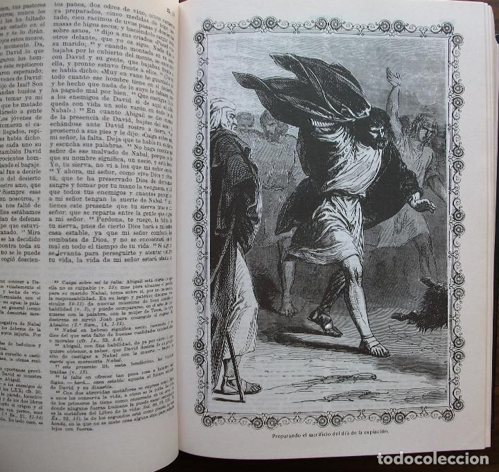 Libros: SAGRADA BIBLIA. EDITORES S.A. 3ª EDICION, 1986 - Foto 7 - 135557906