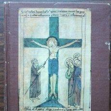 Libros: SAGRADA BIBLIA. EVANGELIO SEGUN. SAN LUCAS. TOMO III. . Lote 136730434