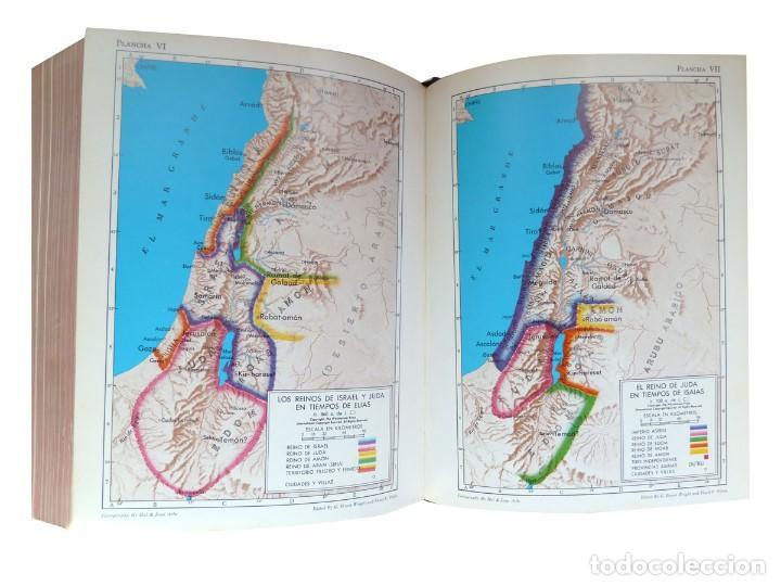 Libros: Biblia de Jerusalén Ilustrada DESCLEE DE BROUWER, 1969 Edición Española - Foto 5 - 139513738