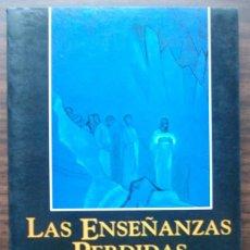 Libros: LAS ENSEÑANZAS PERDIDAS DE JESUS. MARK L.PROPHET / ELIZABETH CLARE PROHET. Lote 141120994