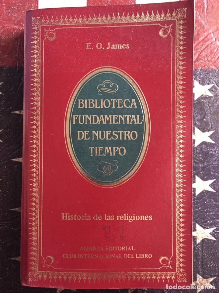 HISTORIA DE LAS RELIGIONES (Libros Nuevos - Humanidades - Religión)