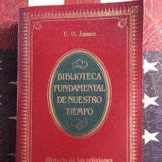 Libros: HISTORIA DE LAS RELIGIONES. Lote 142915381